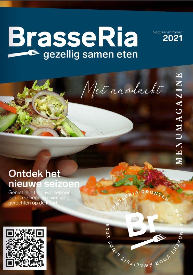 BrasseRia Menumagazine 202105