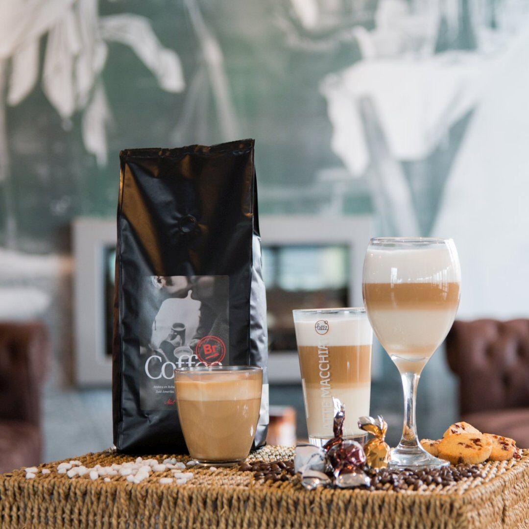 Diverse soorten koffie bij BrasseRia FrieteRia Dronten