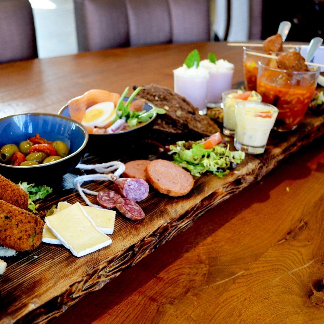 Lunchplank van BrasseRia