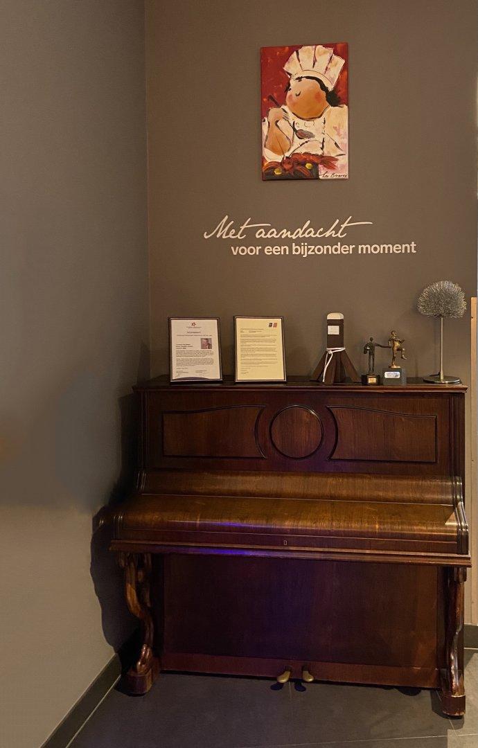 Piano BrasseRia Dronten