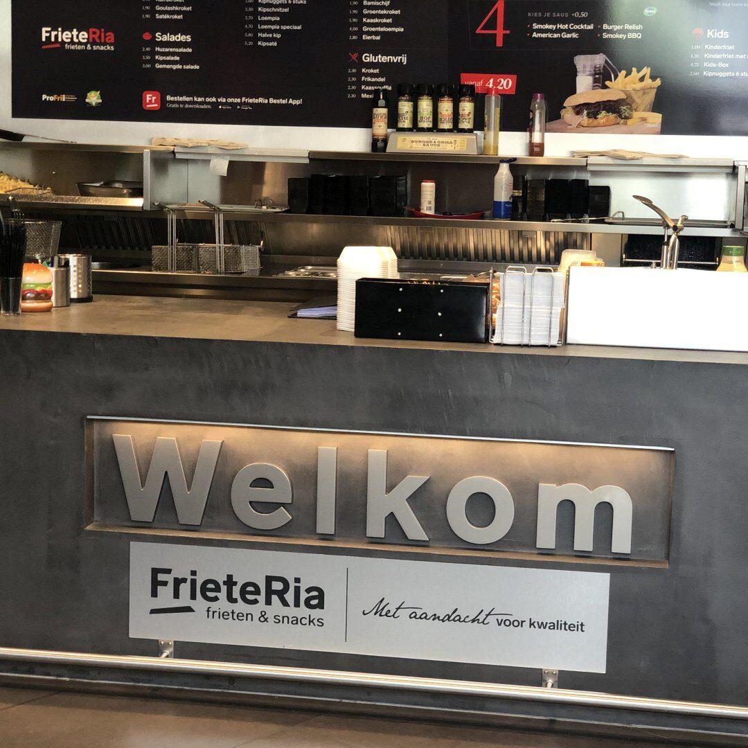 Welkom FrieteRia Dronten